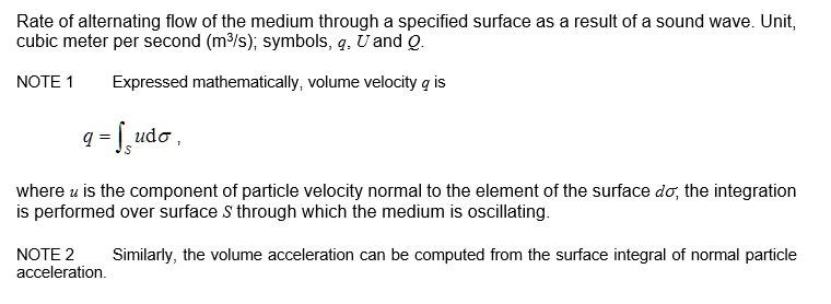 2.65 volume velocity